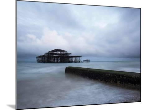 Ghost House-Doug Chinnery-Mounted Photographic Print