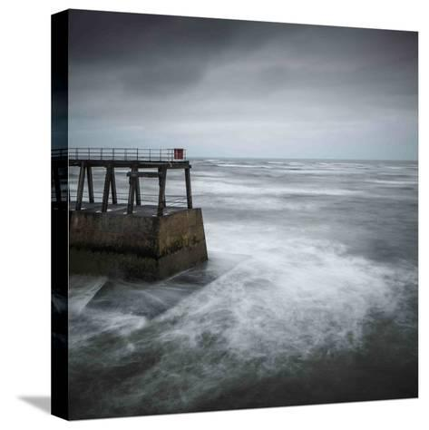 Storm Brewing-Doug Chinnery-Stretched Canvas Print