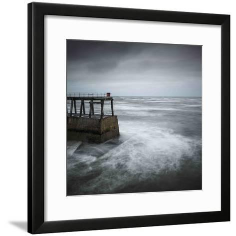 Storm Brewing-Doug Chinnery-Framed Art Print