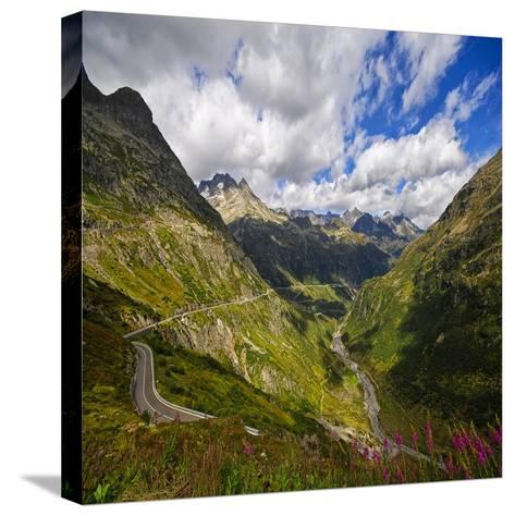 Always Higher-Philippe Sainte-Laudy-Stretched Canvas Print