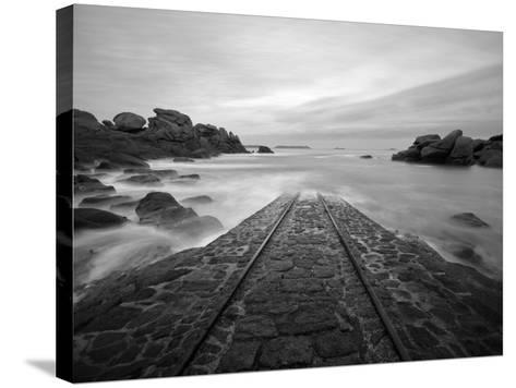 Meeting with Poseidon-Philippe Manguin-Stretched Canvas Print