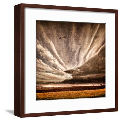 Nothing to Fear-Philippe Sainte-Laudy-Framed Art Print