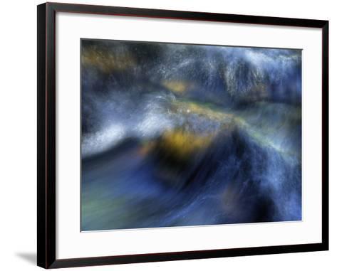 Sun Scribbles in the Evening-Ursula Abresch-Framed Art Print