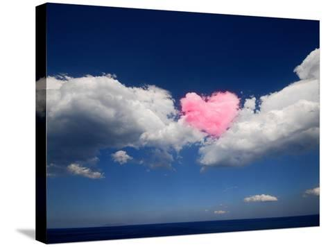 Love Is in the Air-Philippe Sainte-Laudy-Stretched Canvas Print