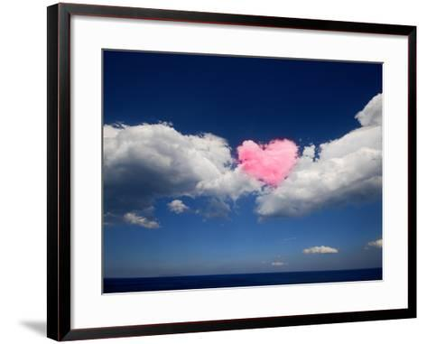 Love Is in the Air-Philippe Sainte-Laudy-Framed Art Print