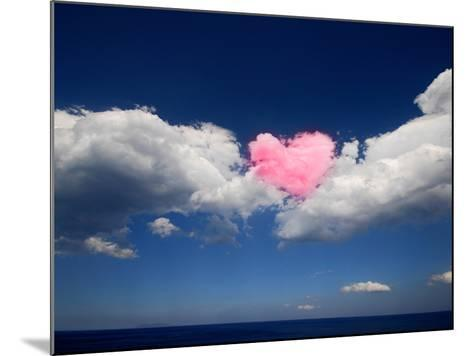 Love Is in the Air-Philippe Sainte-Laudy-Mounted Photographic Print