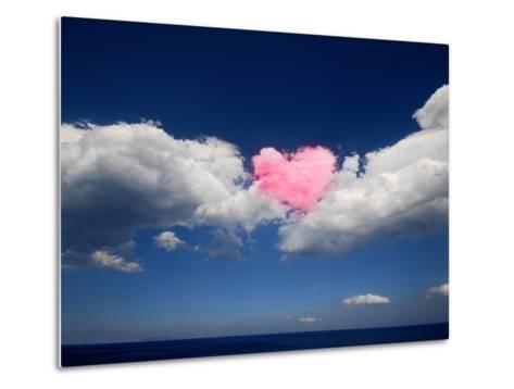 Love Is in the Air-Philippe Sainte-Laudy-Metal Print