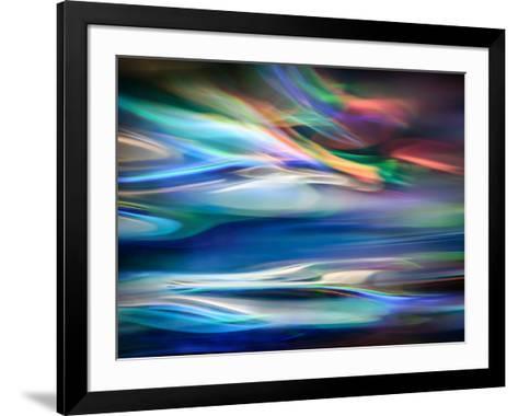 Blue Lagoon-Ursula Abresch-Framed Art Print