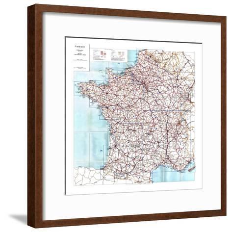 1940, France--Framed Art Print
