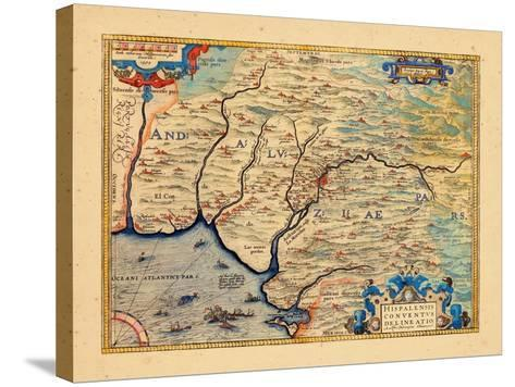 1579, Spain--Stretched Canvas Print