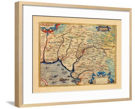 1579, Spain--Framed Art Print