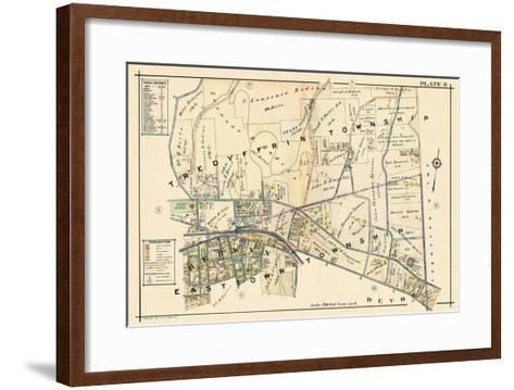 1912, Berwyn, Pennsylvania, United States--Framed Art Print