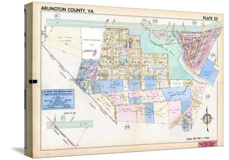 1943, Glencarlin Park, Arlington, Virginia, United States--Stretched Canvas Print