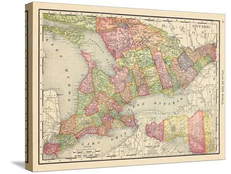 1913, Canada, Ontario, North America, Ontario--Stretched Canvas Print