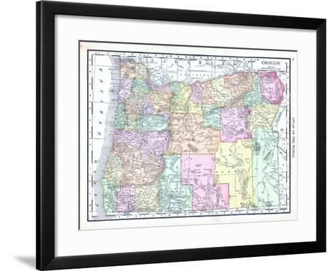 1913, United States, Oregon, North America--Framed Art Print