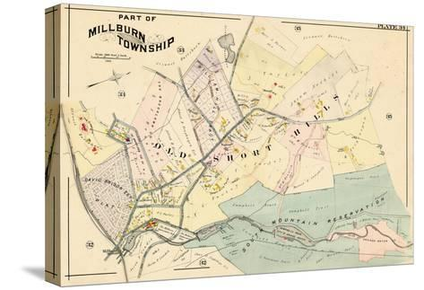 1906, Millburn, New Jersey, United States--Stretched Canvas Print