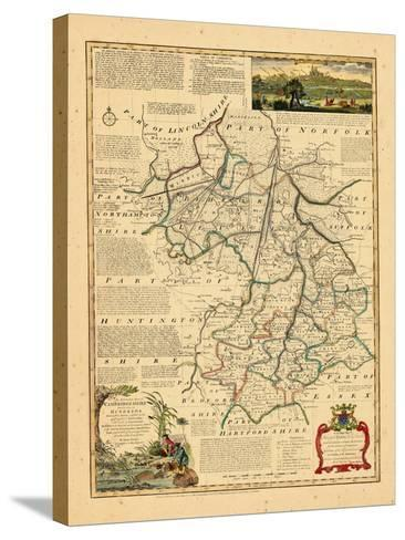 1762, Cambridgeshire, United Kingdom--Stretched Canvas Print
