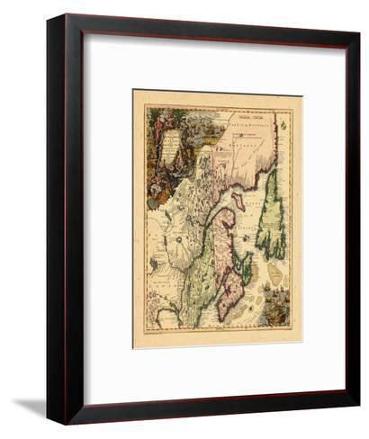 1750, Canada--Framed Art Print