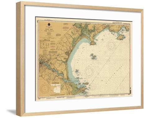 2004, Saco Bay, Maine, United States--Framed Art Print