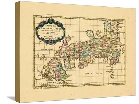 1752, Japan--Stretched Canvas Print