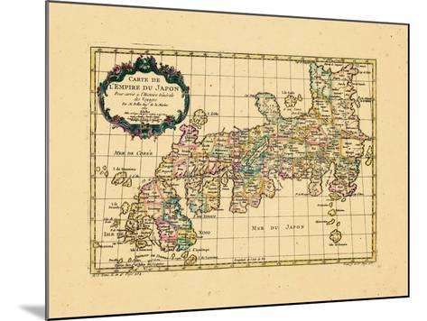 1752, Japan--Mounted Giclee Print
