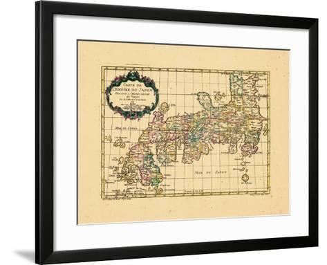 1752, Japan--Framed Art Print