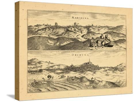1657, Spain--Stretched Canvas Print