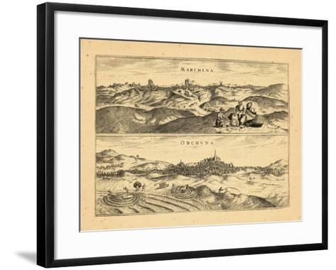 1657, Spain--Framed Art Print