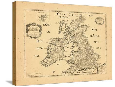 1669, United Kingdom--Stretched Canvas Print