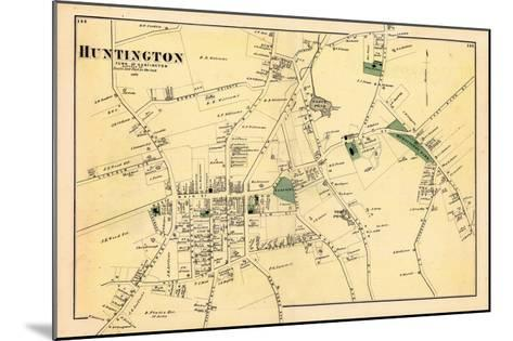 1873, Huntington Town, New York, United States--Mounted Giclee Print