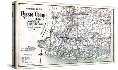 1914, Nassau County, New York, United States--Stretched Canvas Print