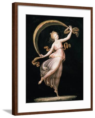 Dancer-Antonio Canova-Framed Art Print