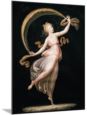 Dancer-Antonio Canova-Mounted Giclee Print