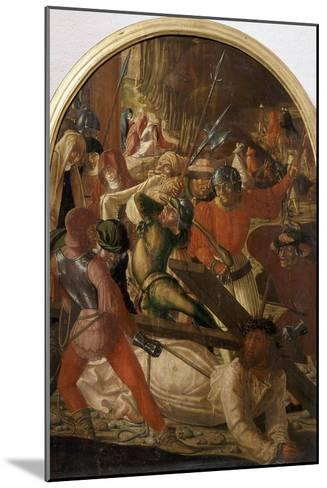 The Ascent to Calvary, C. 1506-Marx Reichlich-Mounted Giclee Print