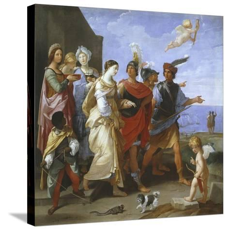 The Abduction of Helen, C.1626-29-Guido Reni-Stretched Canvas Print