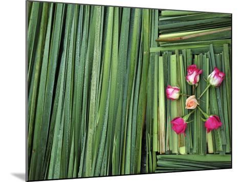 A Flower Carpet for Easter-Raul Touzon-Mounted Photographic Print