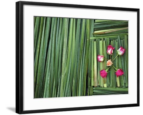 A Flower Carpet for Easter-Raul Touzon-Framed Art Print