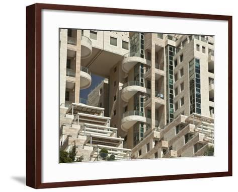 Holy Land Project, the Source of Bribes and Controversy in Israel-Daniella Nowitz-Framed Art Print