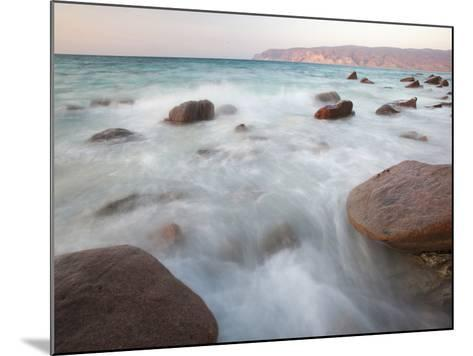 The West Coast of Socotra Island-Michael Melford-Mounted Photographic Print