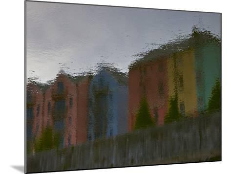 Early Morning Reflections in the North Channel of the Lee River-Kenneth Ginn-Mounted Photographic Print