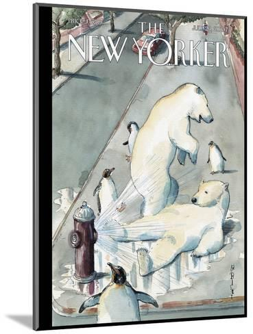 The New Yorker Cover - July 23, 2007-Barry Blitt-Mounted Premium Giclee Print