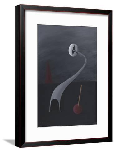 Kafka-Vaan Manoukian-Framed Art Print