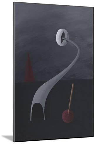 Kafka-Vaan Manoukian-Mounted Art Print