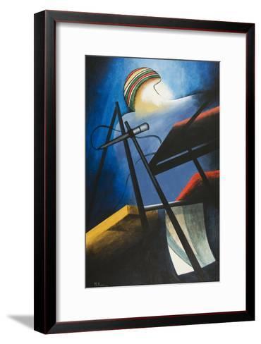 Maestro Zawinul-Vaan Manoukian-Framed Art Print
