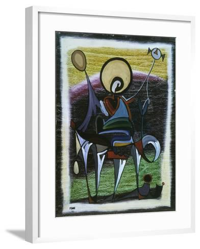 St.George-Vaan Manoukian-Framed Art Print