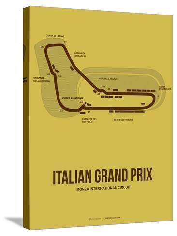 Italian Grand Prix 1-NaxArt-Stretched Canvas Print