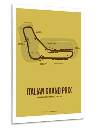 Italian Grand Prix 1-NaxArt-Metal Print