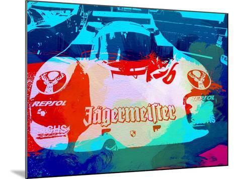 Porsche 956 Jagermeister-NaxArt-Mounted Art Print