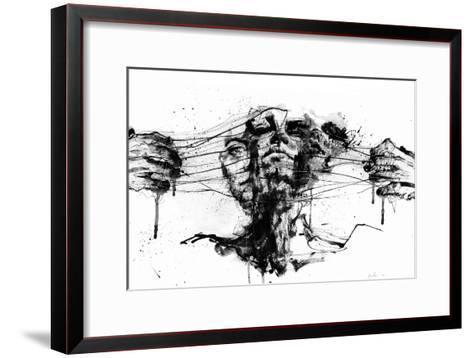 Drawing Restraints-Agnes Cecile-Framed Art Print