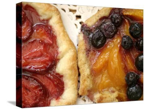 Fruit Tarts-Katano Nicole-Stretched Canvas Print